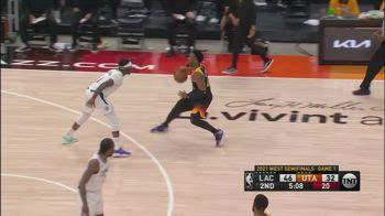NBA, i 45 punti di Mitchell in gara-1 contro i Clippers