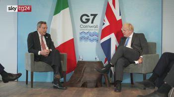 Draghi al G7, � momento di investire sulla crescita