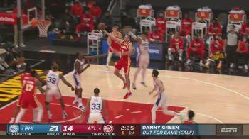 NBA, 17 punti per Gallinari in gara-3 vs Philadelphia