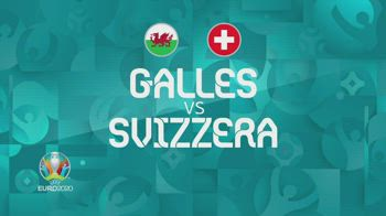 Euro 2020, Galles-Svizzera 1-1: gol, video e highlights