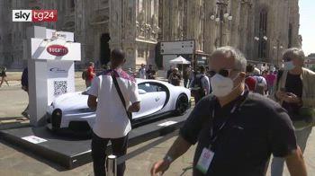 L'automotive riaccende i motori con MIMO 2021