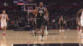 NBA, 34 punti di Leonard vs. Utah, gara-3