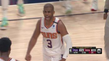 NBA Highlights: Denver-Phoenix gara-4: 125-118