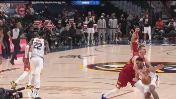 NBA, l'espulsione di Jokic contro Phoenix in gara-4