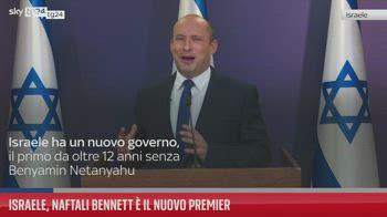 Israele, Naftali Bennett � il nuovo premier