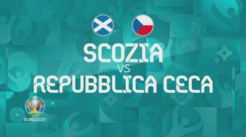 Euro 2020, Scozia-Repubblica Ceca 0-2: video e highlights