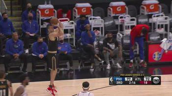 NBA, 7 punti per Danilo Gallinari in gara-4 contro i Sixers