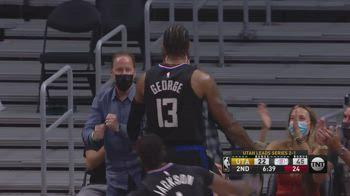 NBA, 31 punti per Paul George in gara-4 contro Utah