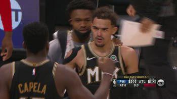 NBA Highlights Atlanta-Philadelphia Gara-4 103-100_0215408
