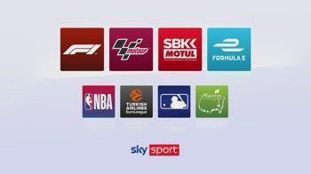 Sky Sport, la tua casa dello sport: i nuovi canali