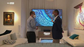 ++NOW Laser TV Hisense 120, il cinema o lo stadio in casa