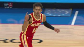 NBA, 39 punti di Young vs. 76ers, gara-5
