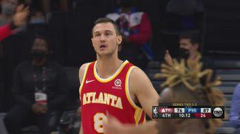 NBA, 16 punti di Gallinari in gara-5 vs. Philadelphia