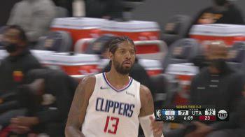 NBA Highlights Utah-L.A. Clippers 111-119_1359904