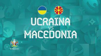 Euro 2020, Ucraina-Macedonia 2-1: video, gol e highlights