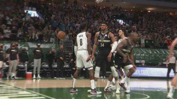 NBA Highlights Milwaukee-Brooklyn Gara-6 104-89_0128224