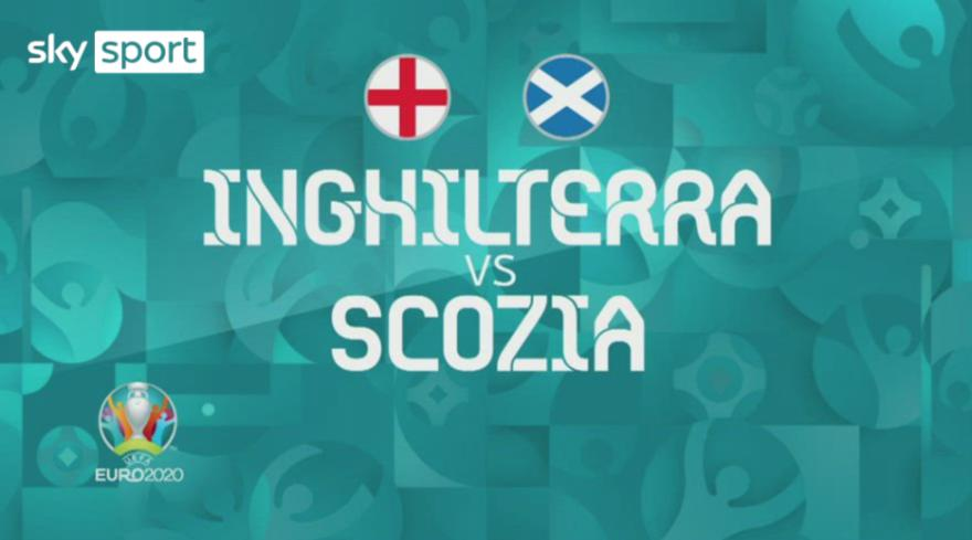 Euro 2020, Inghilterra-Scozia 0-0: video, gol e highlights