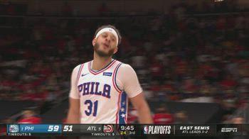 NBA Highlights Atlanta-Philadelphia Gara-6 99-104_3059525