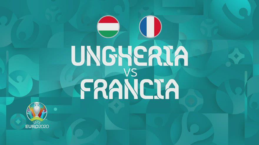 Ungheria-Francia 1-1: gol e highlights