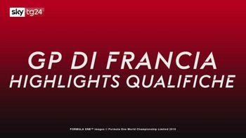 Formula 1, qualifiche Gp di Francia: video e highlights