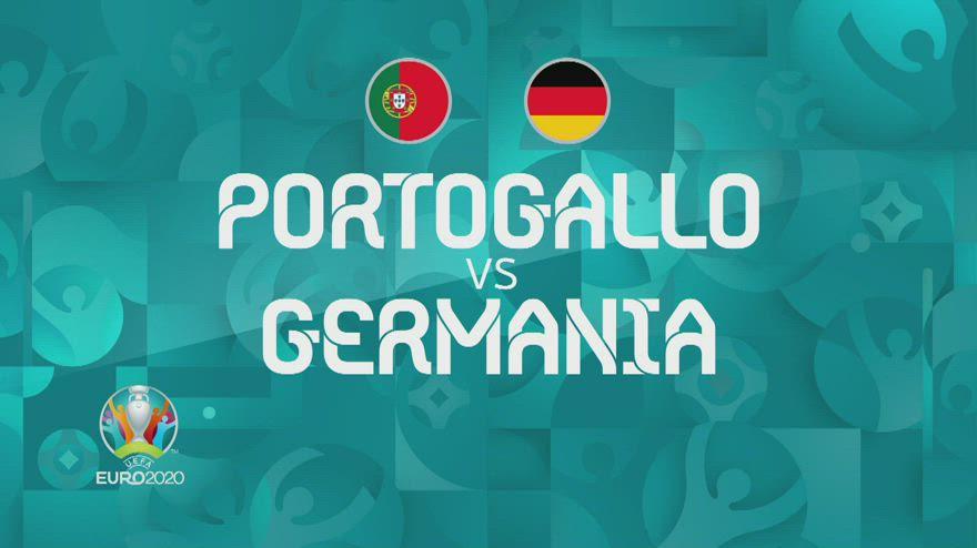 Portogallo-Germania 2-4: gol e highlights