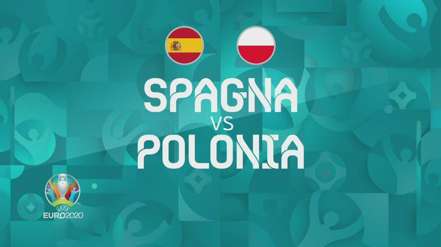Euro 2020, Spagna-Polonia 1-1: video, gol e highlights