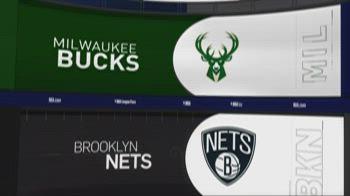 NBA Highlights: Brooklyn-Milwaukee Gara-7 111-115 OT