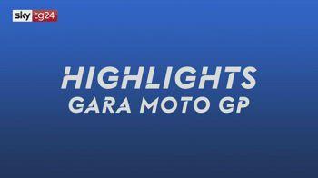 MotoGp Germania, video e highlights della gara