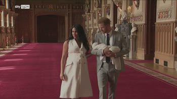 ERROR! Media britannici, Archie non sar� mai principe per volere di Carlo