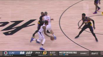 NBA, 34 punti di George in gara-1 vs. Suns