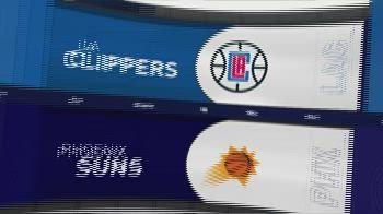 NBA Highlights: Phoenix-L.A. Clippers 120-114 gara-1