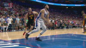 NBA Simmons non tira sotto canestro_1046556