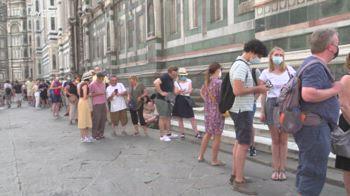 Toscana bianca, zero decessi e turisti in coda