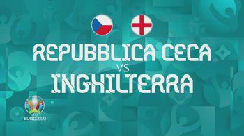 Euro 2020, Repubblica Ceca-Inghilterra 0-1: gol e highlights