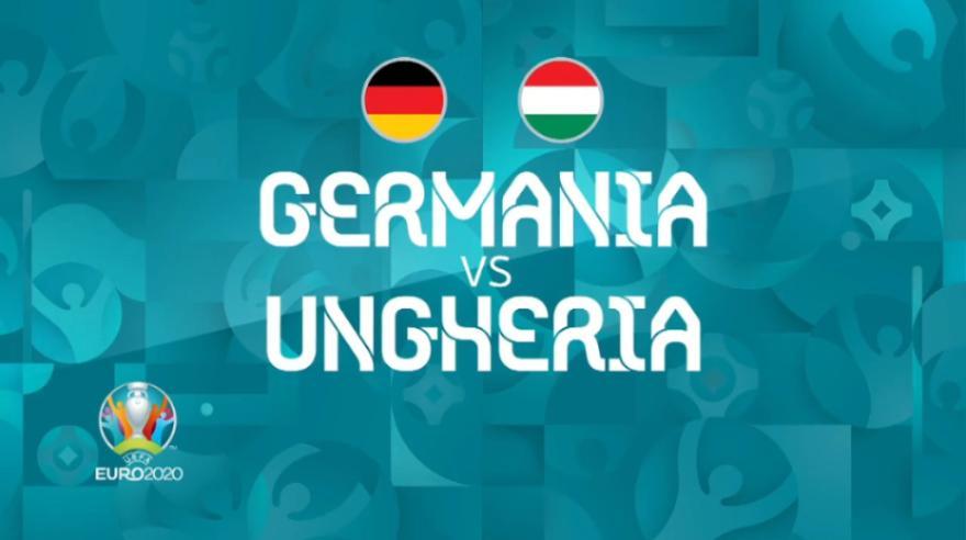 Germania-Ungheria 2-2: gol e highlights