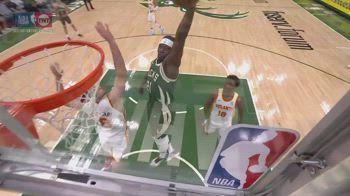 NBA, 33 punti di Jrue Holiday in gara-1 contro Atlanta