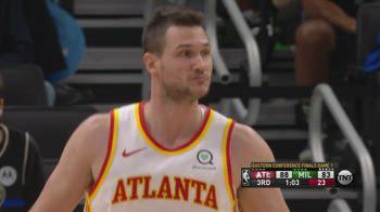 NBA, 9 punti di Gallinari in gara-1 contro Milwaukee