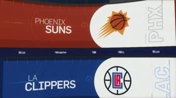 NBA Highlights L.A. Clippers-Phoenix 106-92_5626939