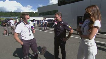 f1 canale 207 intv horner red bull ore 16.22