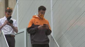 ore 17.25: Vanzini sul 'caso' Ricciardo e sul talento di Norris canale 207