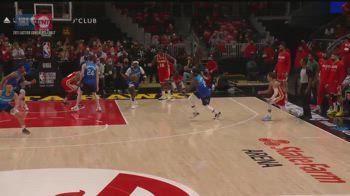 """NBA, l'infortunio di Trae Young è """"colpa"""" dell'arbitro"""