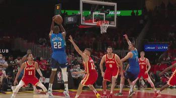 NBA, i 38 punti di Khris Middleton in gara-3 contro Atlanta