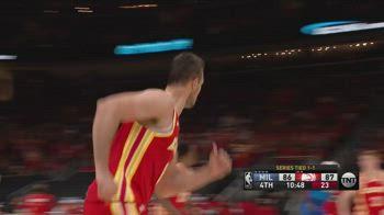 NBA, 18 punti di Danilo Gallinari in gara-3 contro i Bucks