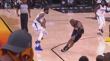 NBA, Paul George mette a sedere Chris Paul