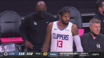 NBA Highlights: Phoenix-L.A. Clippers 102-116, gara-5
