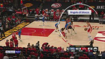 NBA Trae Young vs Milwaukee_5159579