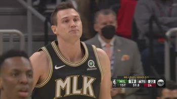 NBA, 10 punti di Gallinari in gara-4 contro Milwaukee