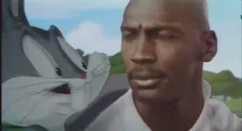 NBA, il trailer di Space Jam originale (1996)