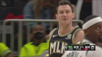NBA, 13 punti di Gallinari in gara-6 contro Milwaukee