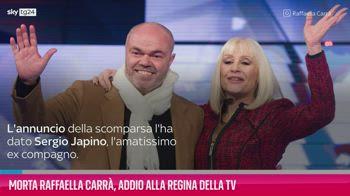 VIDEO Morta Raffaella Carrà, addio alla regina della tv